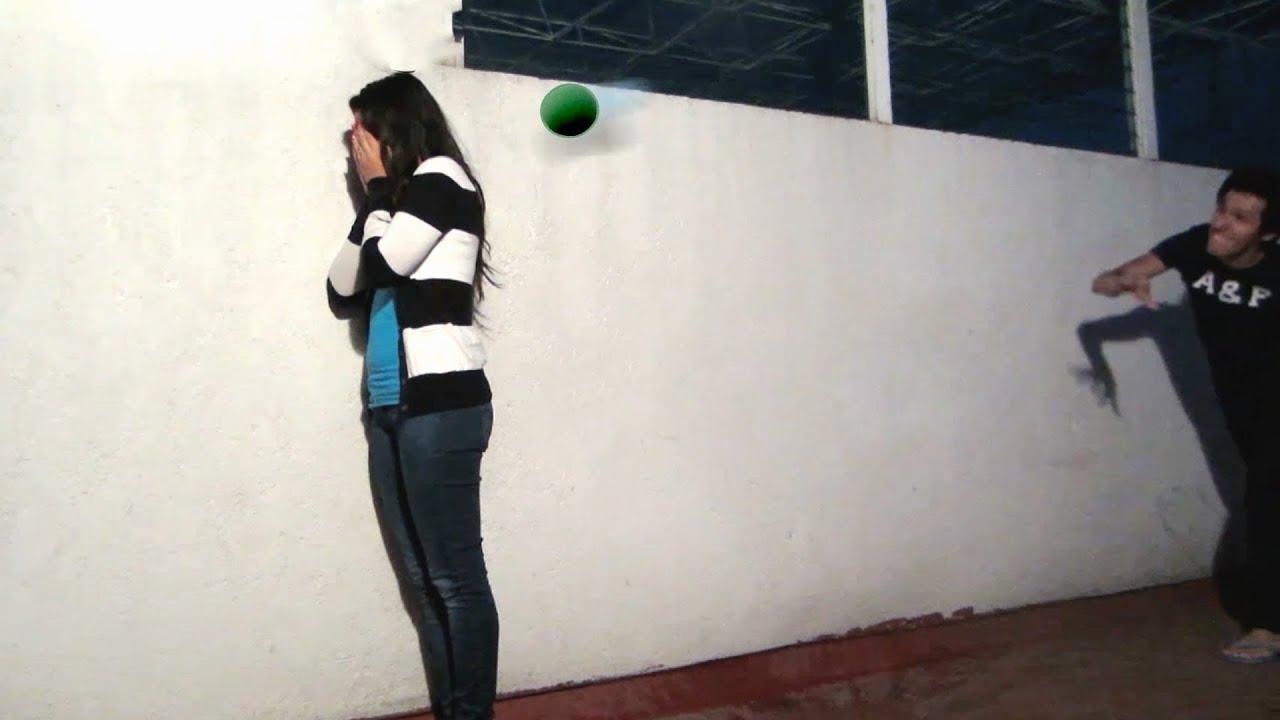 Jugando con agua show disco chilena 9