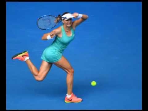 Ekaterina Makarova vs Dominika Cibulkova 2017 Women's Australian Open Singles 2017 Third Round