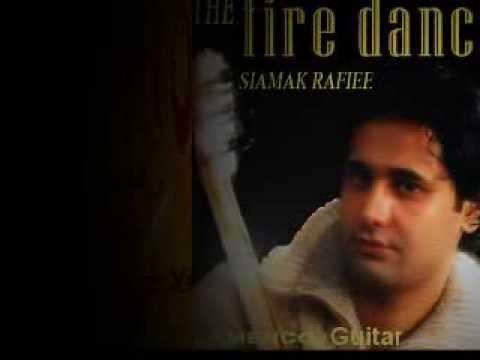 siamak rafiee - flamenco guitar player - world music fusion guitar & dulcimer santur