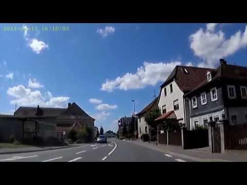 D: Weidnitz. Stadt Burgkunstadt. Landkreis Lichtenfels. Ortsdurchfahrt. Juli 2014