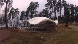 Рождение шатра
