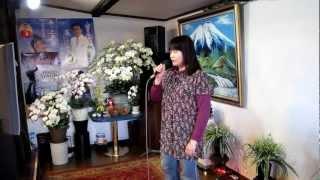 ヤンザ船唄/花咲ゆき美/カバー、歌唱研究北天会の田中さん