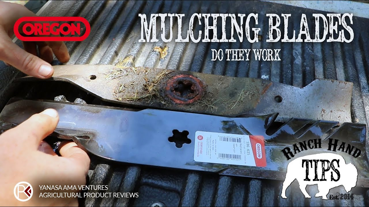 Riding Mower Gator Mulching Blades - Do They Work?