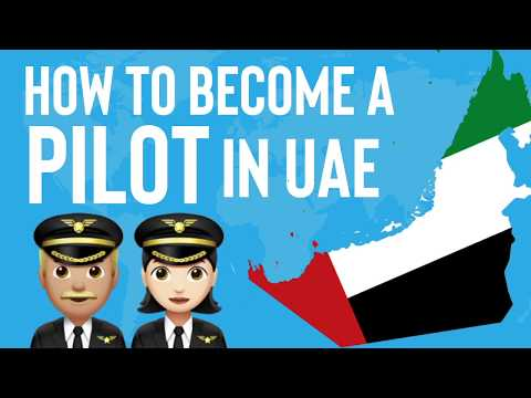 Pilot Training in UAE: How to become a Pilot in United Arab Emirates [Step by Step Guide]