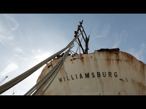 U.S.S. Williamsburg - Presidential Yacht For Sale Mini Documentary