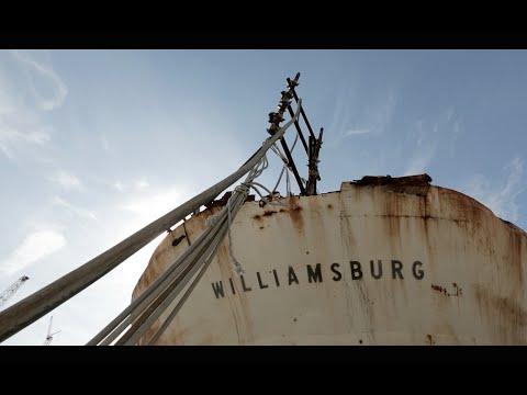U.S.S. Williamsburg - Presidential Yacht For Sale Mini Documentary