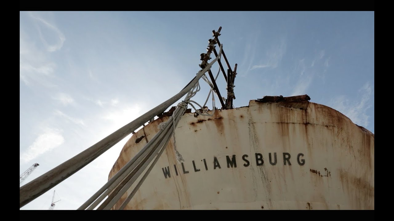 U.S.S. Williamsburg - Presidential Yacht For Sale Mini Documentary ...