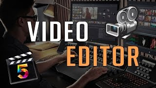 Top 5 Best FREE Video Editor