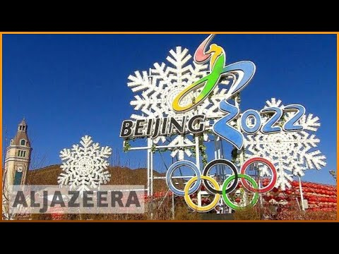 ? China boosts winter sports ahead of 2022 Olympics