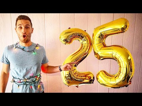 Inviting 25 Strangers To My 25th Birthday Party