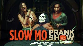 Skeleton Comes Alive Prank (Amazing Reactions!)