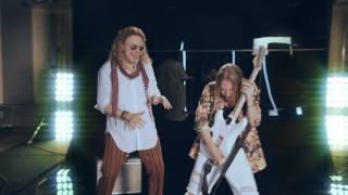 Behind The Scene - Maná & Nicky Jam - De Pies a Cabeza (Parte 1)