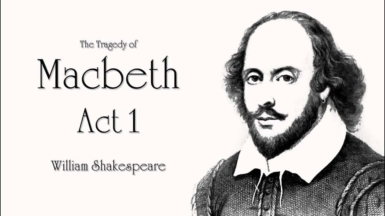 a summary of the second act of macbeth by shakespeare