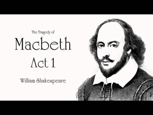 the tragedy of macbeth by william shakespeare Macbeth is among the best known of william shakespeare's plays, as well as his shortest surviving tragedy it is frequently performed at professional it has frequently been adapted in the theatrical world, many superstitions are associated with macbeth, all connected with the belief that the play is.