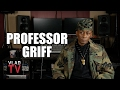 watch he video of Professor Griff on Fighting MC Serch of 3rd Bass in Def Jam Offices