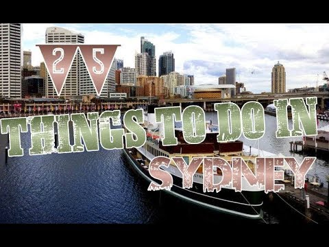 Top 25 Things To Do In Sydney, Australia