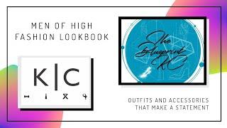 BI_Stylin: Men of High Fashion Lookbook