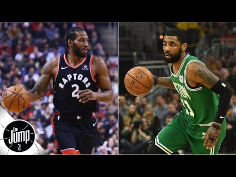Raptors have more complete roster than Celtics - Paul Pierce | The Jump