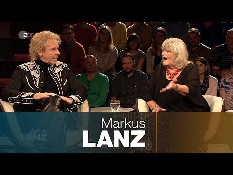 Markus Lanz vom 04.10.2018: Thomas Gottschalk, Alice Schwarzer, ...
