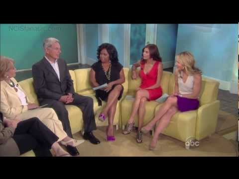 NCIS' Mark Harmon on 'The View' 5/10/2011