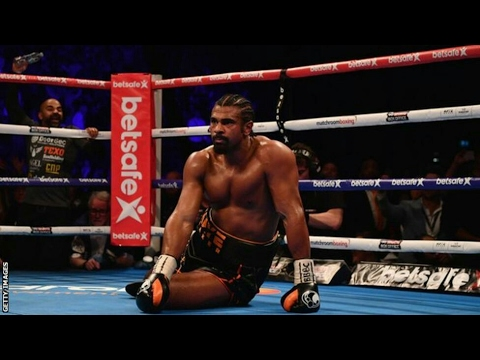 Haye V Bellew Video