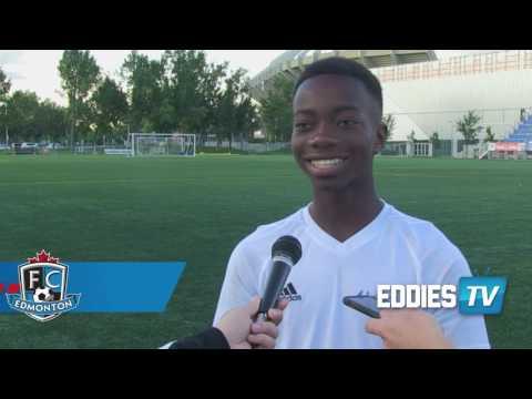 EDDIES TV   Team Alberta Prepares for Canada Summer Games