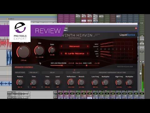 Review - Seventh Heaven Reverb Plug ins By LiquidSonics