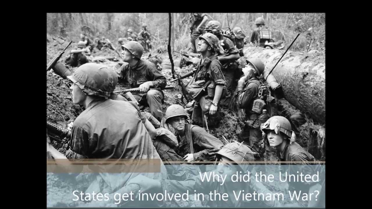 What was U.S. involvement in Vietnam War?