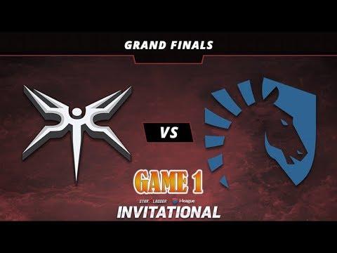 Mineski vs Liquid StarLadder iLeague Invitational #3 Game 1 Grand Final