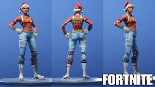 FORTNITE BOUGHT THE CHRISTMAS SURGERY SKIN HEHE