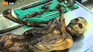 Ötzi   Mann aus dem Eis   Reportage über den Ötzi Teil 1