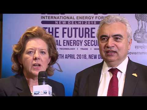 H.E. Fatih Birol - Interview