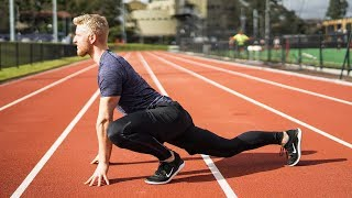 Athletic Workout for Superhuman Athleticism