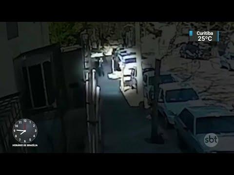 Estudante de medicina é agredida a caminho da faculdade no interior de SP | SBT Brasil (25/08/18)