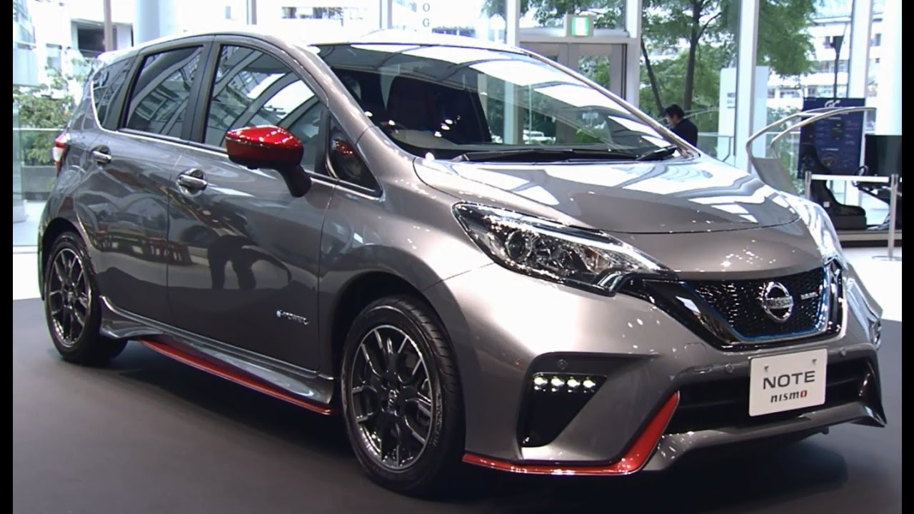 Nissan NOTE - YouTube