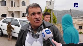 الاحتلال يشدد حصاره على قرية دير نظام في رام الله (19/2/2020)