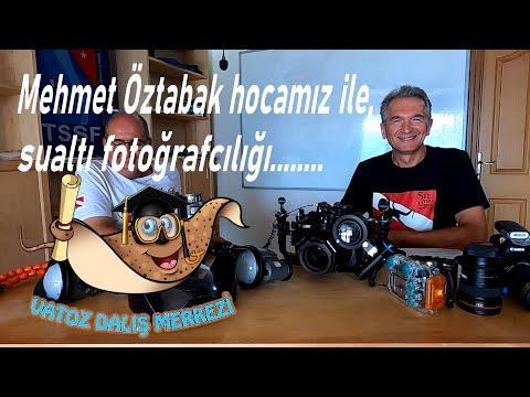 Mehmet Öztabak hoca ile sualtı fotoğrafcılığı.... - 2.Bölüm
