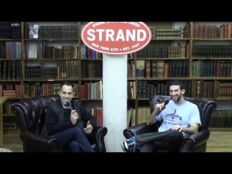 Jake Dell & Baldomero Fernandez discuss Katz's Deli