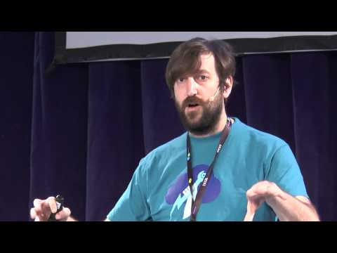 How to Web 2013 - Simon Stewart (Software Engineer at Facebook)