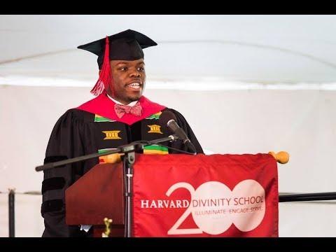 2017 Diploma Awarding Ceremony at Harvard Divinity School