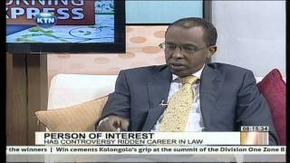 Morning Express Discusion:  Person Of Interest - Ahmednasir Abdullahi Part 1