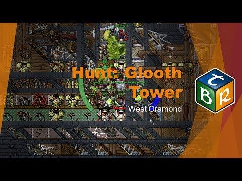Hunt | Glooth Tower (West Oramond) | EK20x
