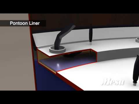 Repair Bladders | Pontoon Liners | Inflatable Pontoon Flotation Device