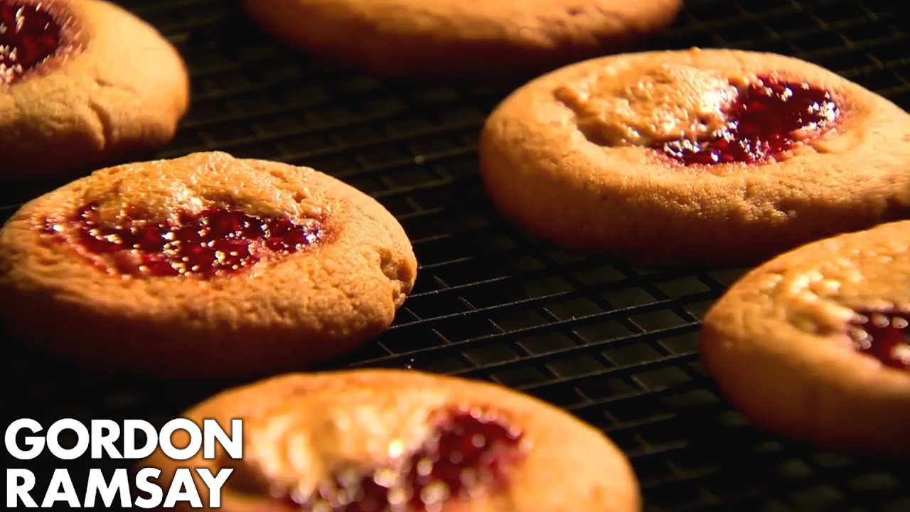 peanut-butter-and-jam-cookies-with-a-caesar-salad-gordon-ramsay