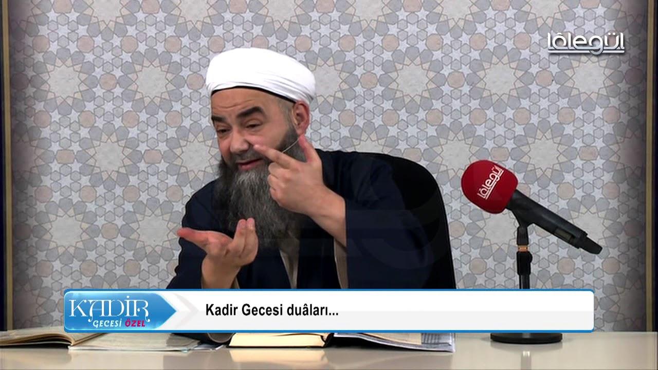 10 Haziran 2018 (Kadir Gecesi Özel Sohbeti) - Cübbeli Ahmet Hocaefendi Lâlegül TV