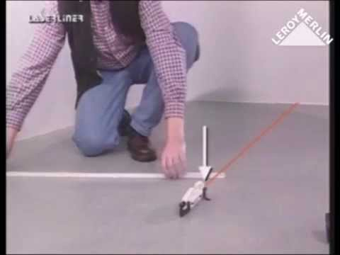 Utiliser Le Niveau Laser Handylaser Compact