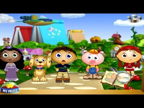 Super Why Adventure Game for Children Full HD Baby Video
