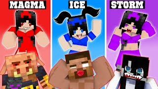 Monster School : 3 Sadako Sisters Season All Episodes! - Minecraft Animation