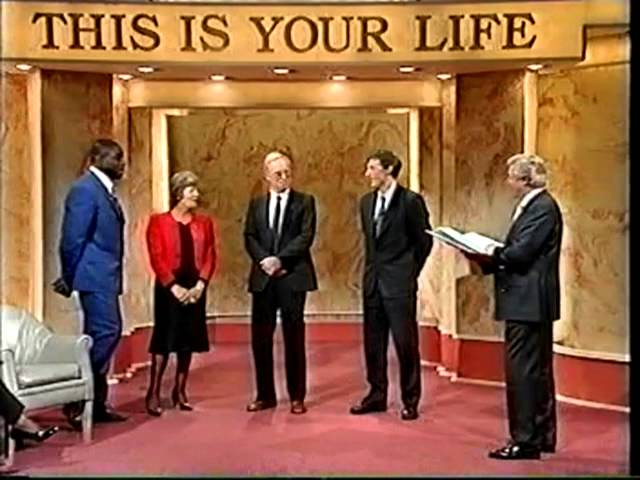 Frank Bruno On This Is Your Life Nightmare Retrospective Cowan The Stupid Dream