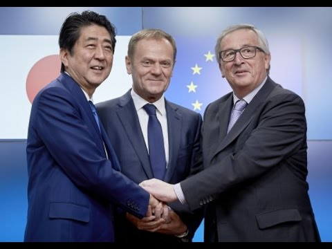 #Japan: EU and Japan committed to reaching free trade agreement